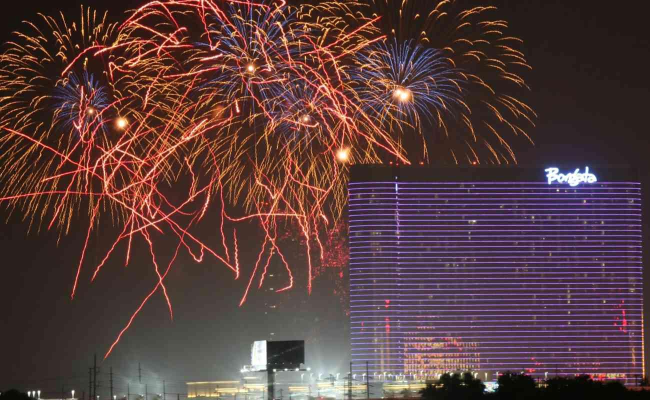 Borgata hotel and casino in Atlantic City, New Jersey