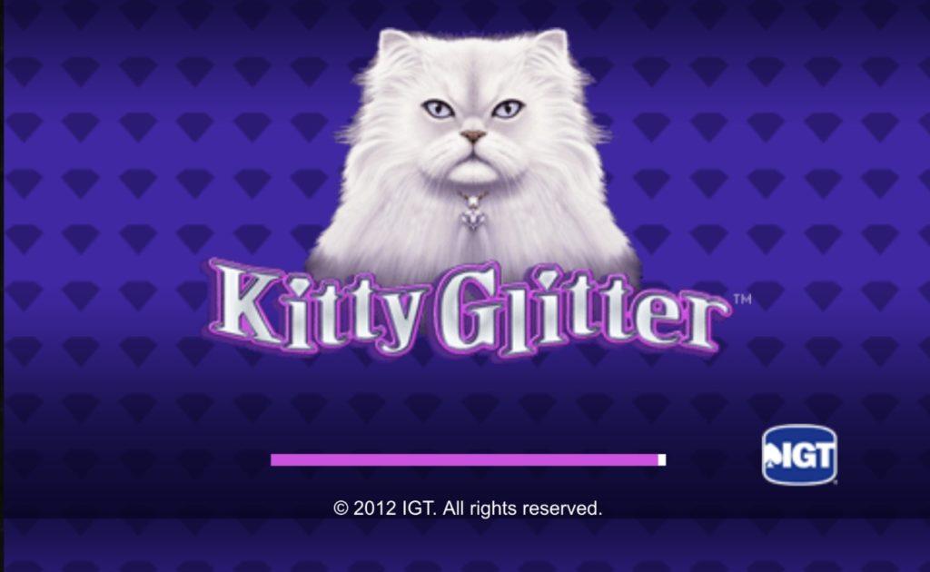 Kitty Glitter Slot Machine