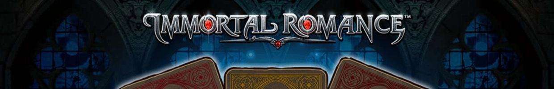 Immortal Romance online slot casino game