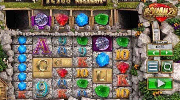 Bonanza online slot casino game review