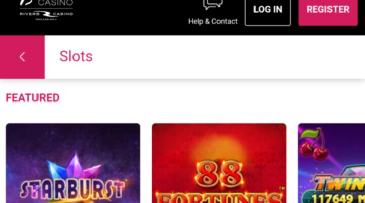 Preview of online slots at Borgata Online