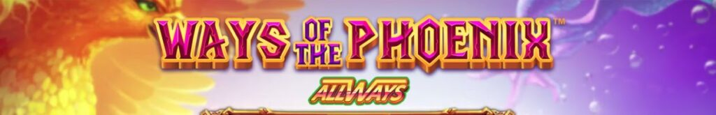 Ways of the Phoenix online slot casino game by Playtech.