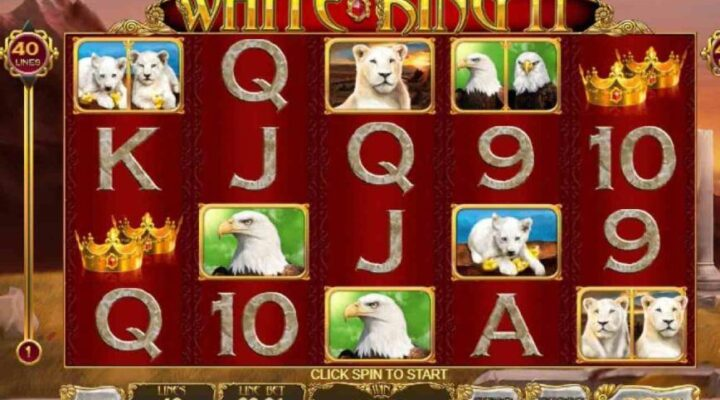 White King Online Slot Game Review