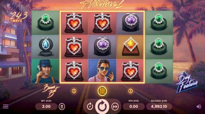 Hotline 2 Online Slot Game Review