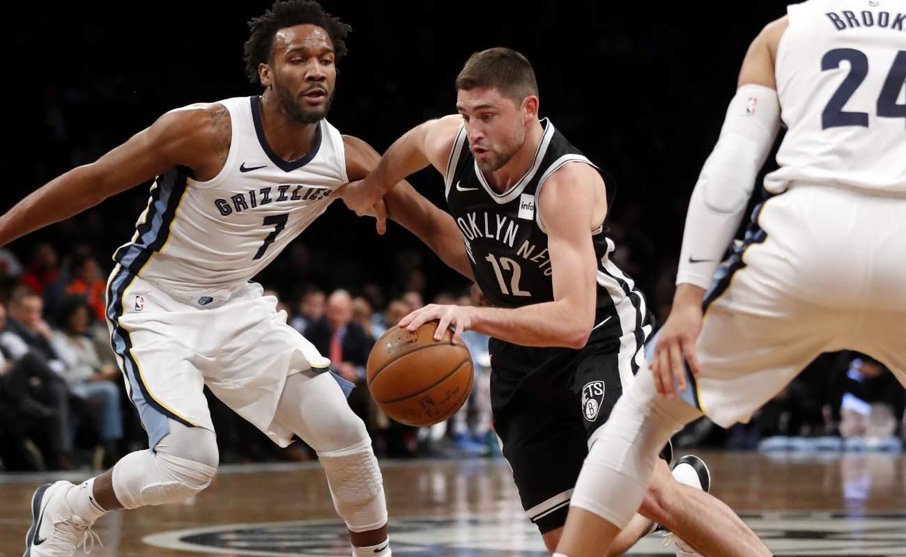 Memphis Grizzlies vs Brooklyn Nets game