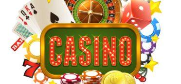 casino symbols with sign