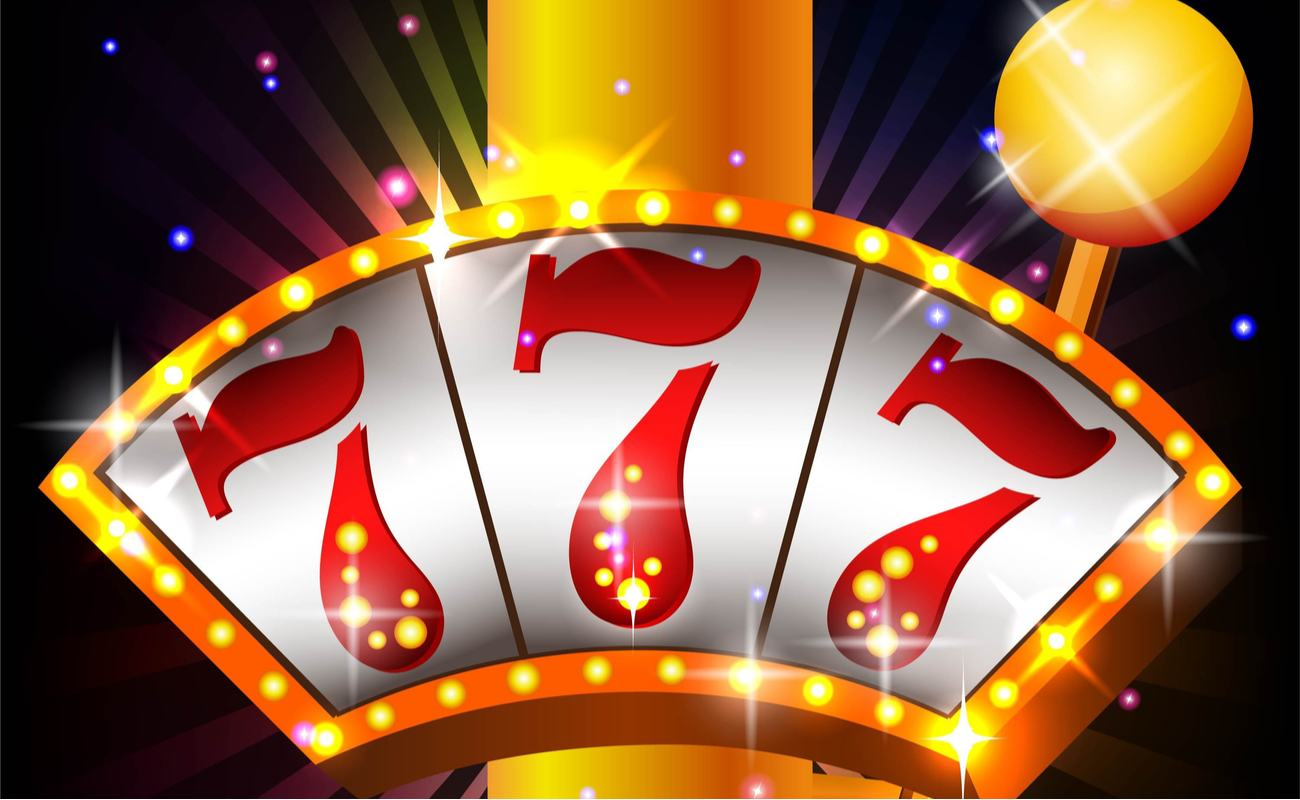 Casino vector illustration design of slots and roulette