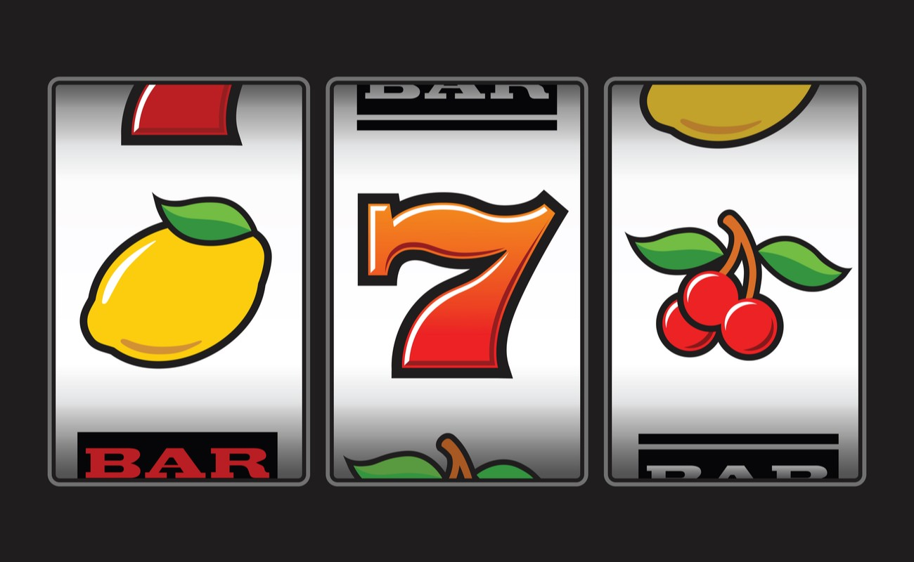Slot Machine symbols illustration