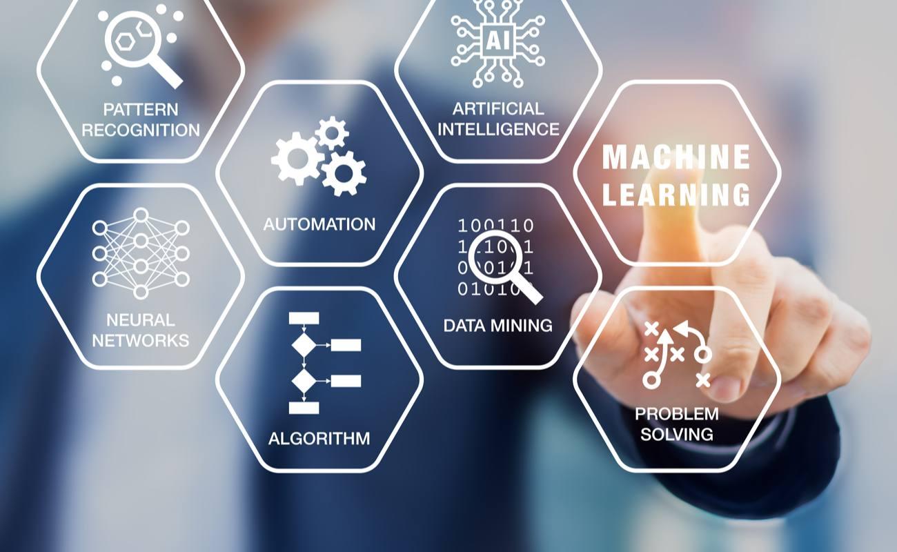 Presentation about machine learning technology