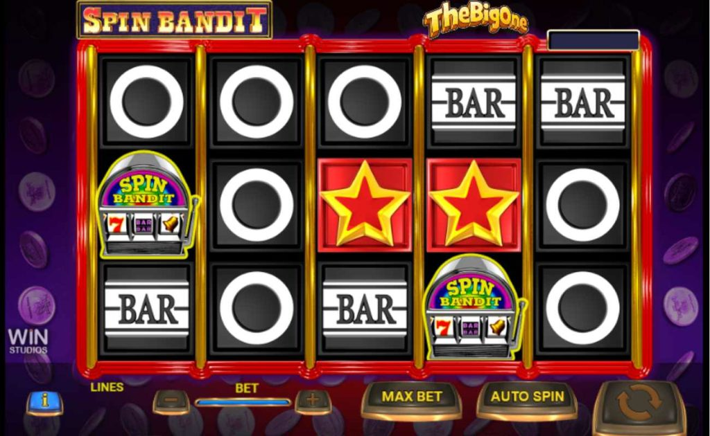 Spin Bandit online slot casino game