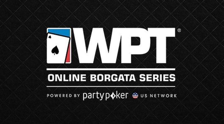 WPT Logo on a black background