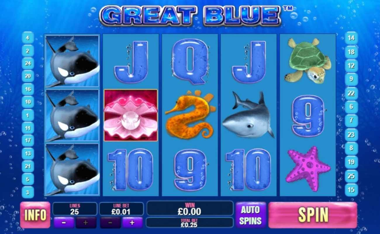 Great Game by Playtech online casino game