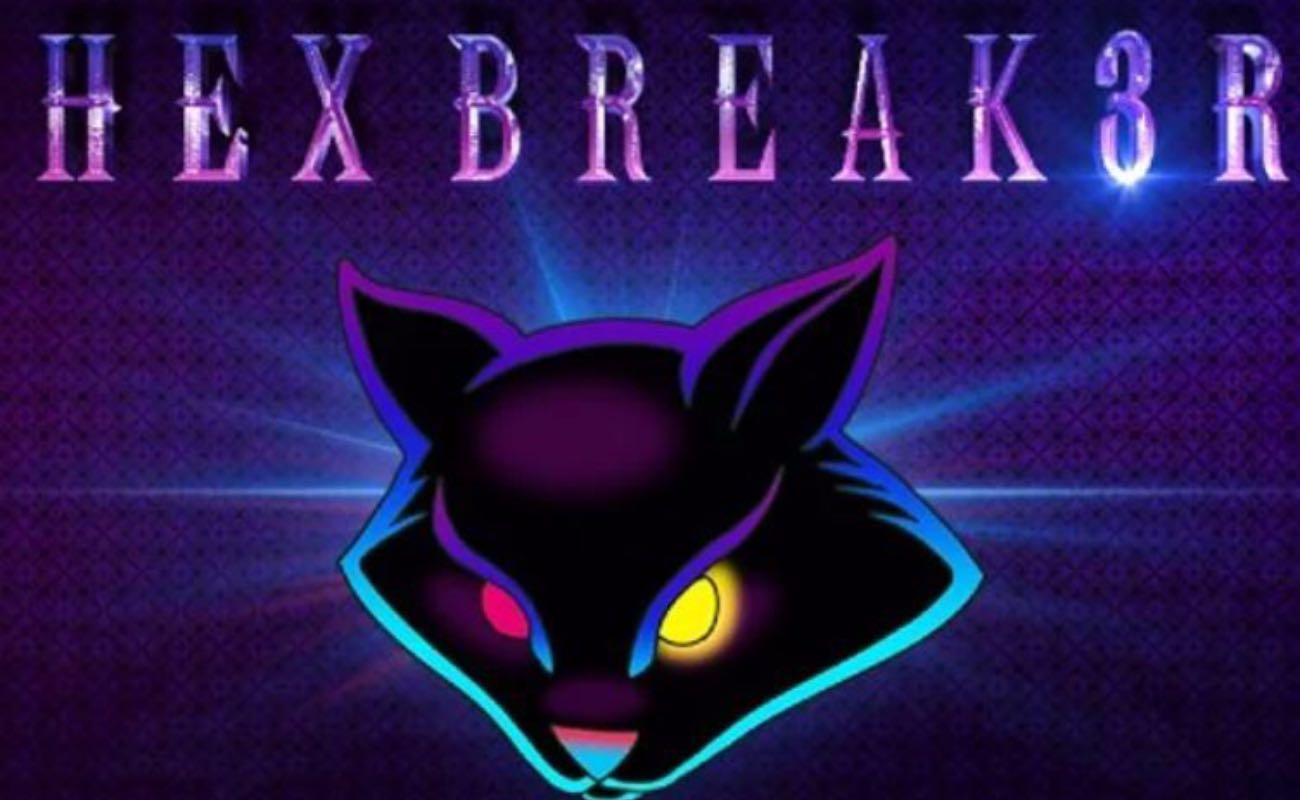 Hexbreak3r online slot casino game by IGT