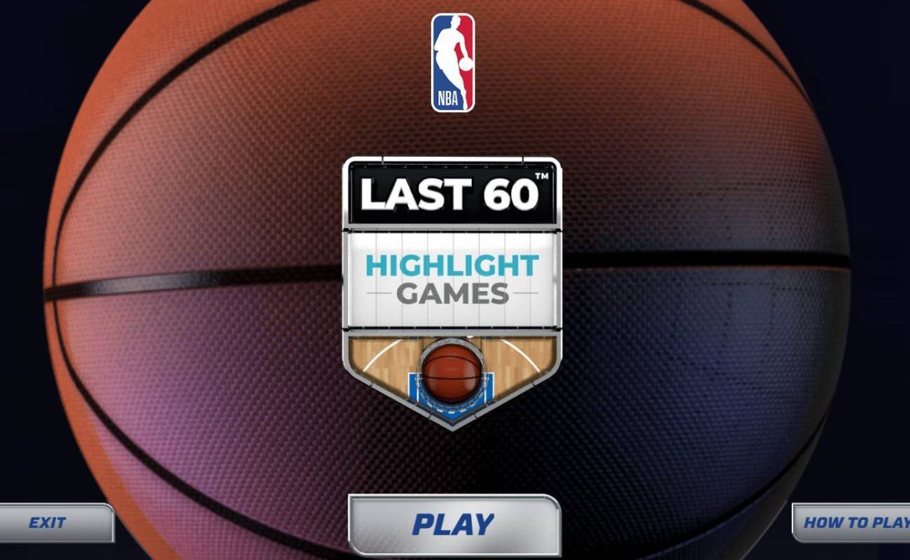 NBA Last 60 online slot casino game by Spin