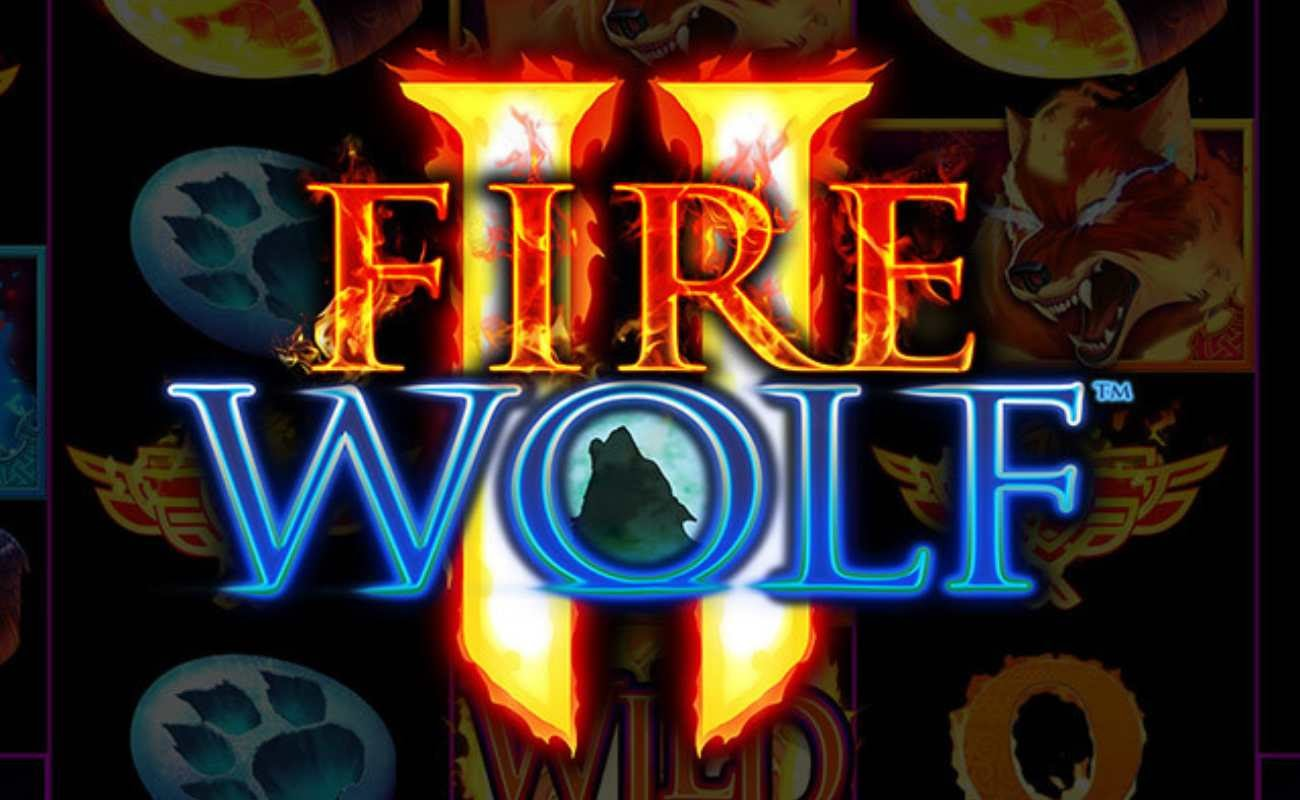 Fire Wolf II online slot by AGS.