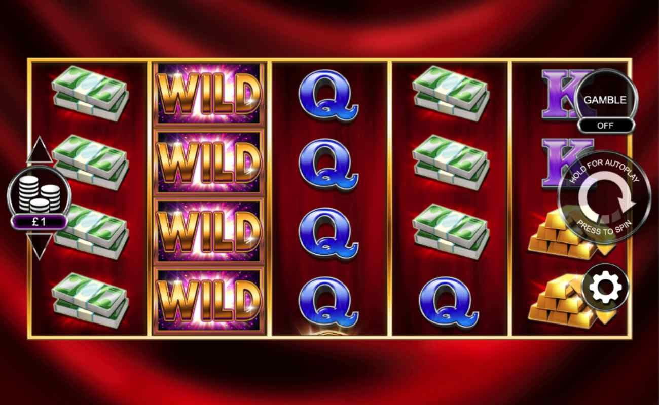Gold Cash Free Spins online slot by Inspired Gaming (NYX)