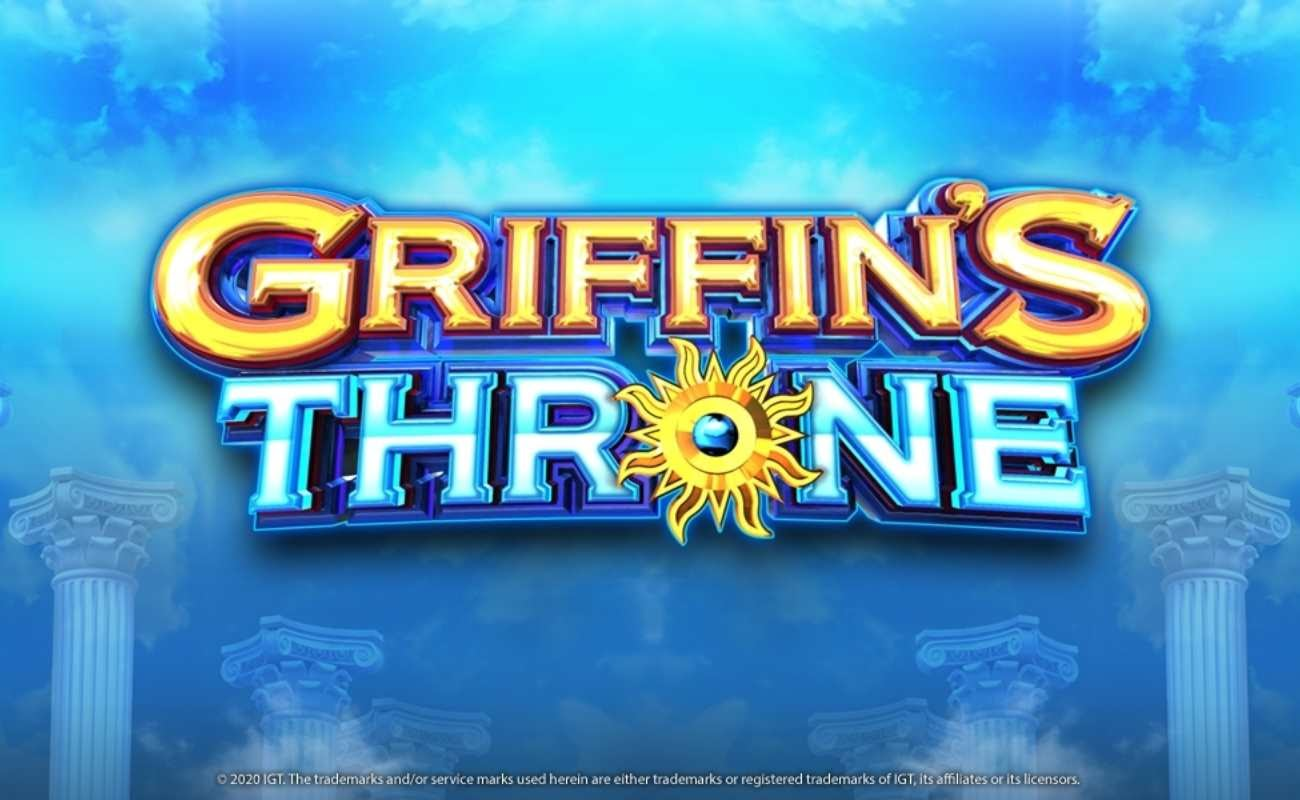 Griffin's Throne online slot by IGT