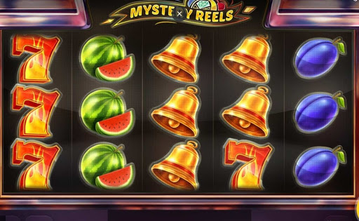 Screenshot of Mystery Reels, an online slot by Red Tiger.