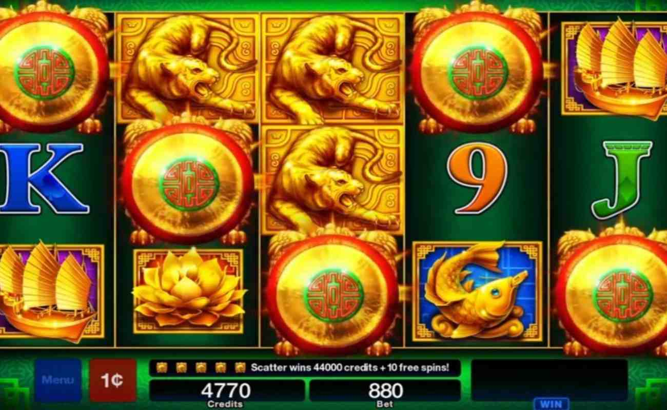 Jade Wins online slot by AGS
