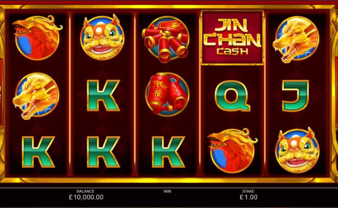 Jin Chan Cash online slot by Inspired Gaming