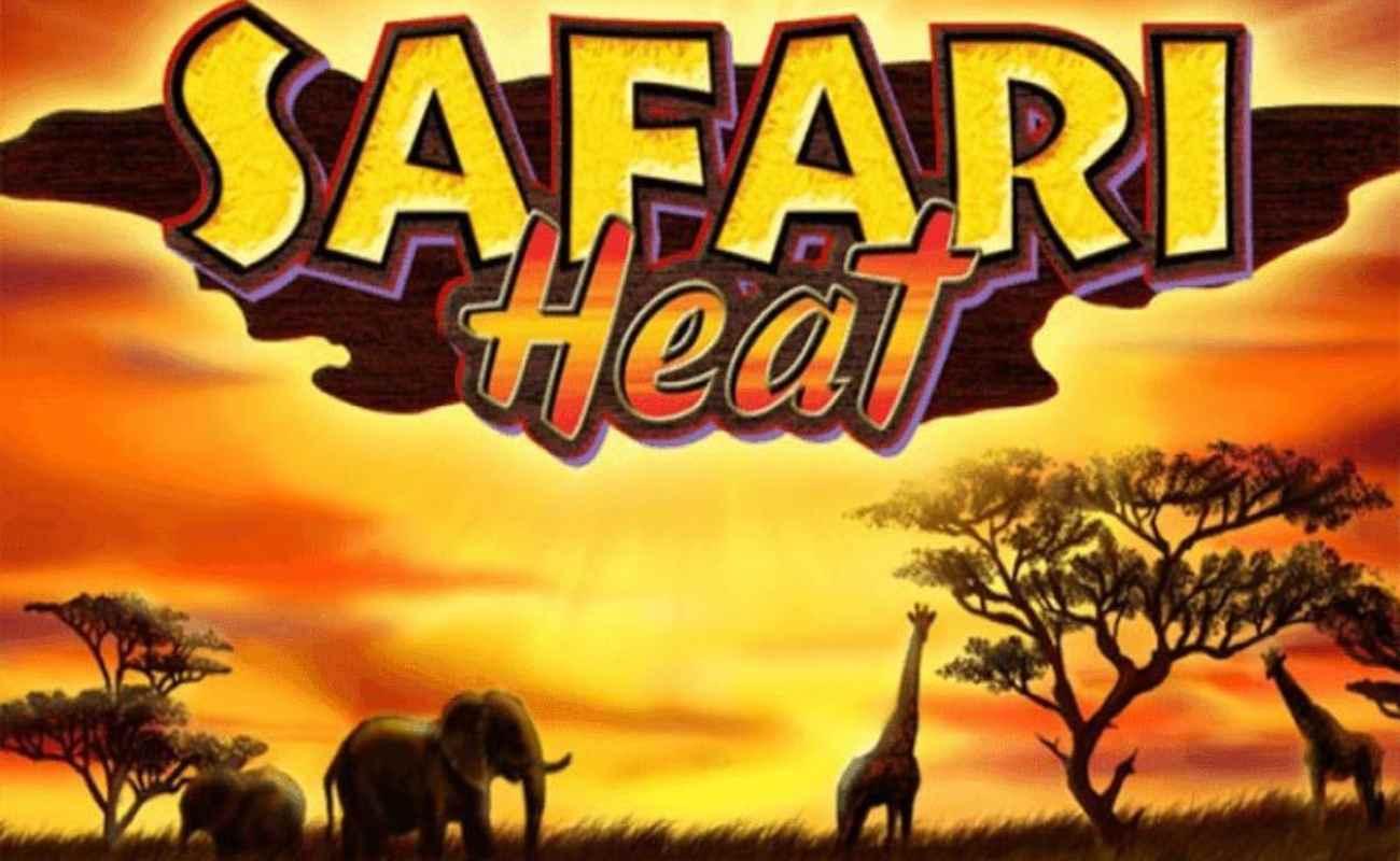 Safari Heat online slot by Playtech