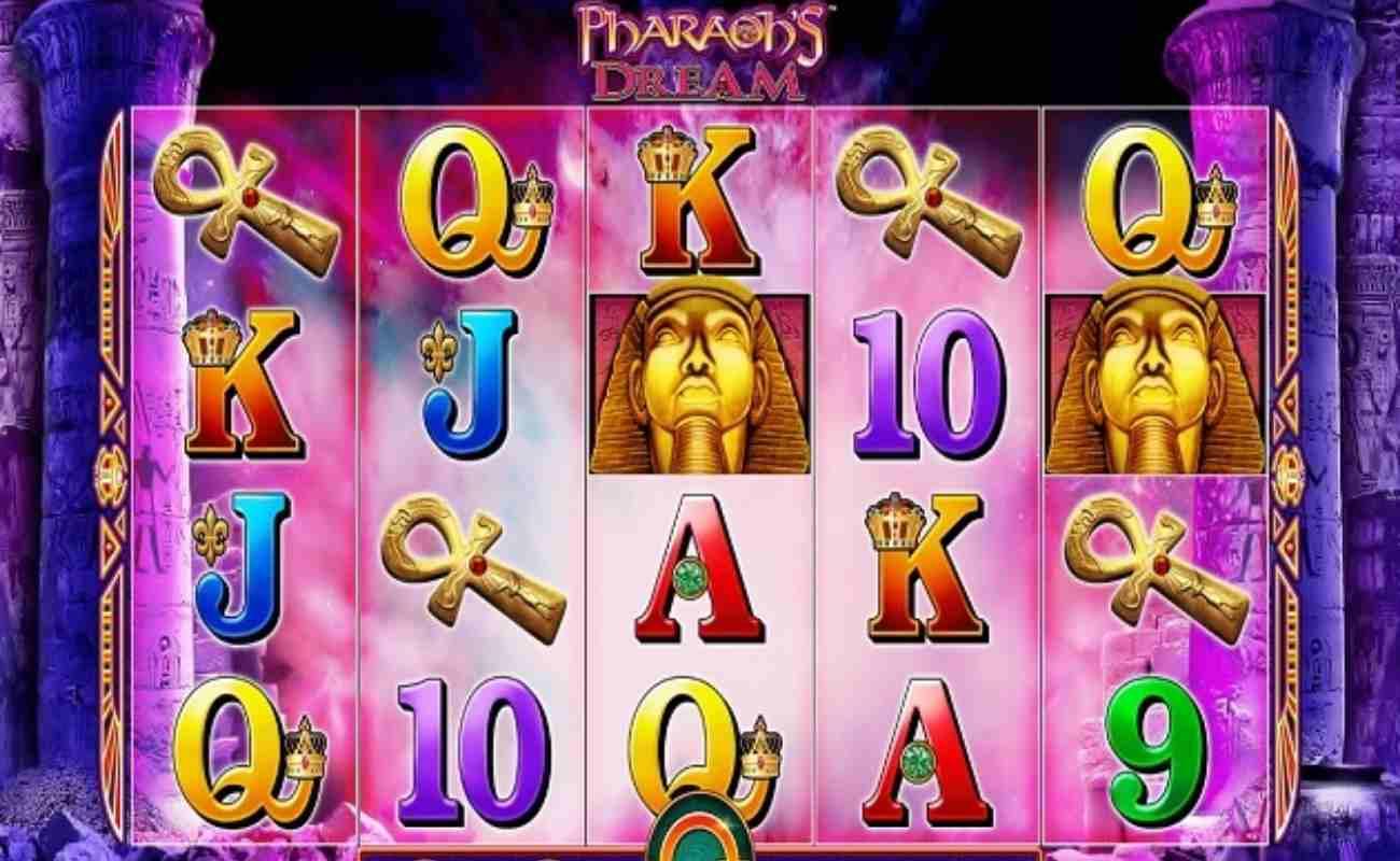 Pharaoh's Dream online slot by SG Digital (NYX)