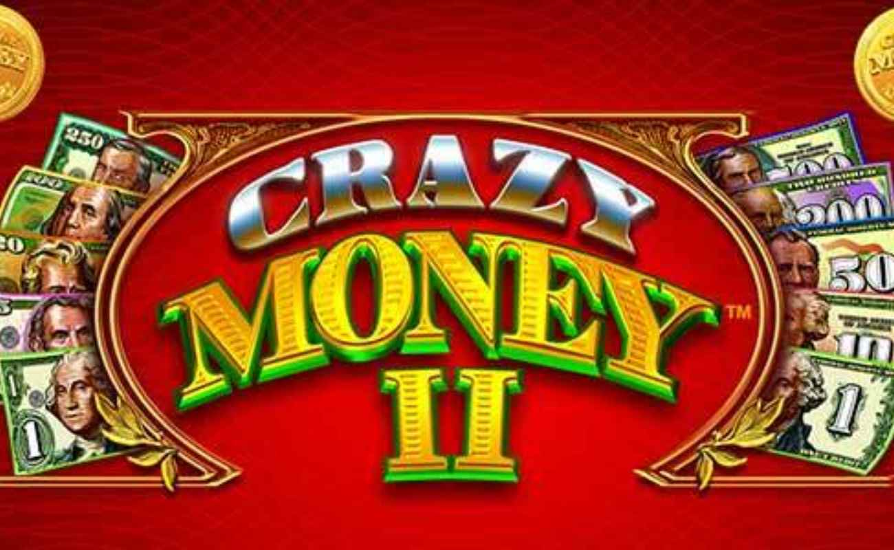Crazy Money II online slot by Spin Games