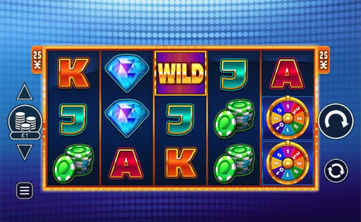 Vegas Cash Spins online slot by Inspired Gaming.