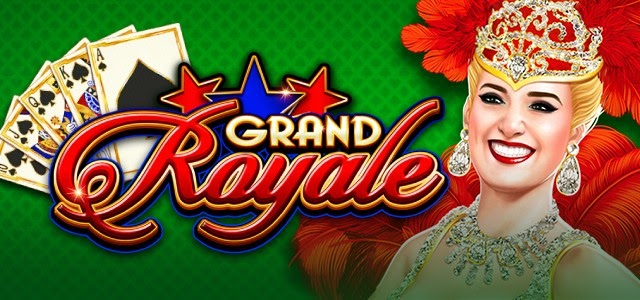 Grand Royale online slot by AGS.