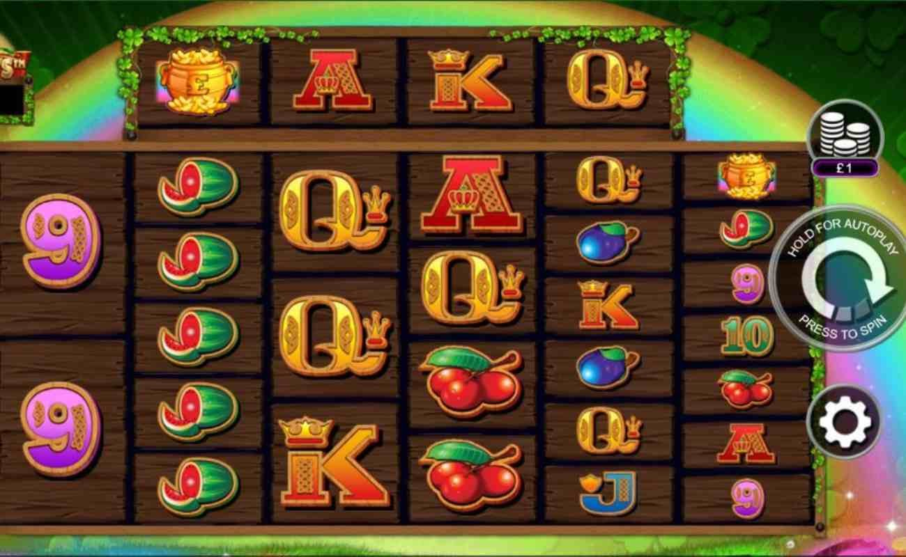 Reel Lucky King Megaways online slot by Inspired Gaming.