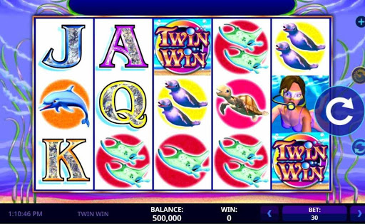Twin Win online slot by High 5 Games.