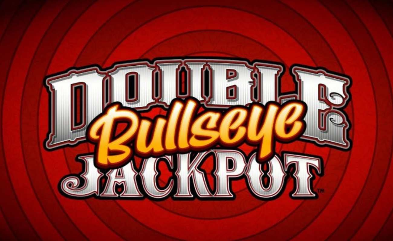 Double Jackpot Bullseye online slot by Everi.