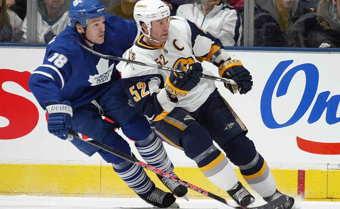 Toronto Maple Leafs vs Boston Sabres matchup