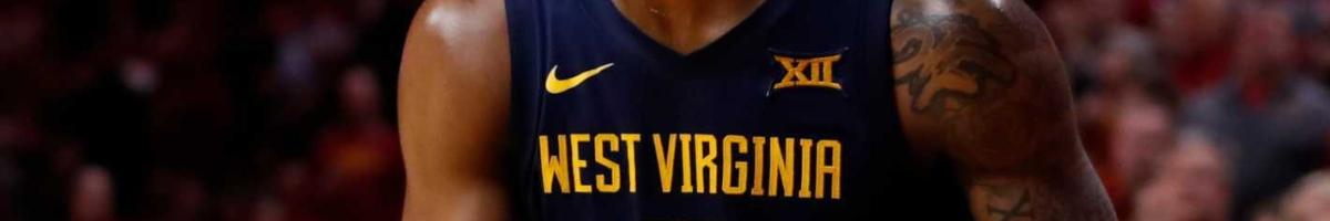 West Virginia Mountaineers basketball team jersey