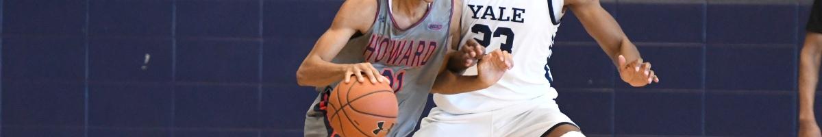 College basketball Yale vs Howard