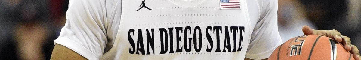 San Diego State basketball team jersey