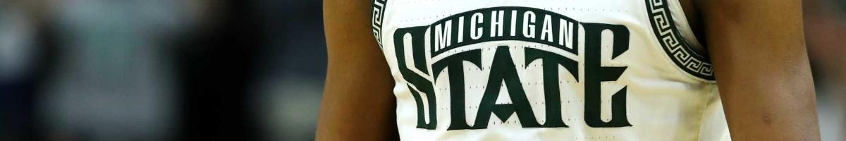 Michigan State Basketball Team jersey