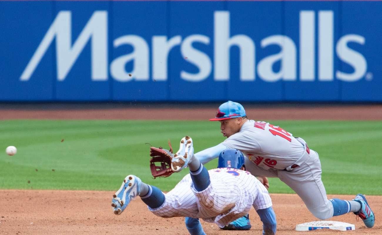 New York Mets vs St. Louis Cardinals at Citi Field.