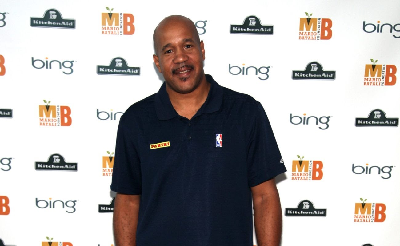 Bo Kimble attends the 2nd annual Mario Batali Foundation Swing Session Celebrity Golf Classic 2011
