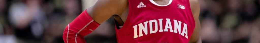 Indiana University Basketball team jersey