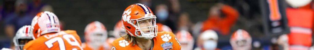 Trevor Lawrence NFL Draft Odds