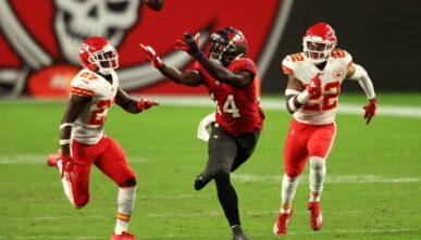 Chiefs Bucs Super Bowl Godwin