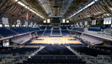 Hinkle Fieldhouse Butler 2021 NCAA Tournament