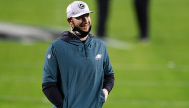 Carson Wentz Dead Cap Hit Money Eagles