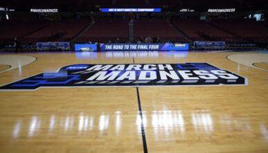 NCAA Tournament Bubble Court Getty Images