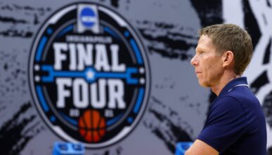 Mark Few Gonzaga Bracketology