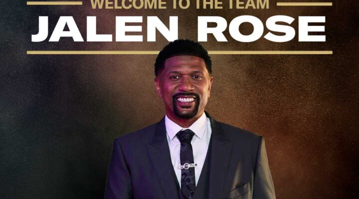BetMGM announced today the signing of Jalen Rose as a celebrity brand ambassador. Learn more about this thrilling announcement.