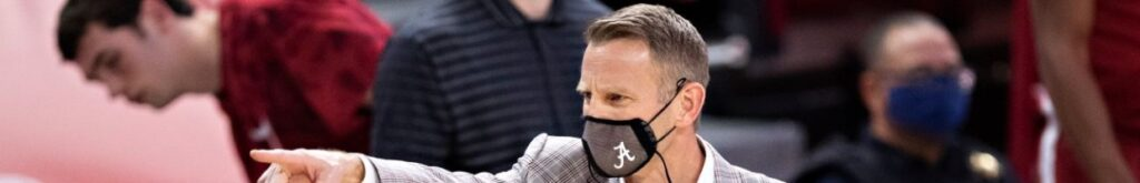Nate Oats Alabama Coach of the Year