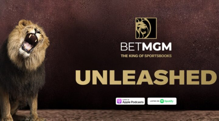 BetMGM Unleashed Podcast Olivia Harlan Dekker