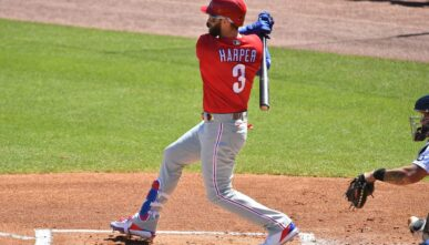 Bryce Harper Phillies Betting Odds Stats Getty Images